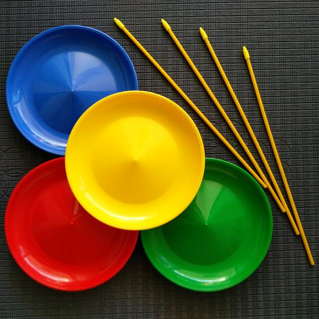 Spinning Plate by Jimmy Juggler